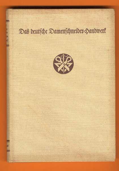 Altes Handwerk Kleider Mode Damen Schneider Handwerk Geschichte Beruf 1939
