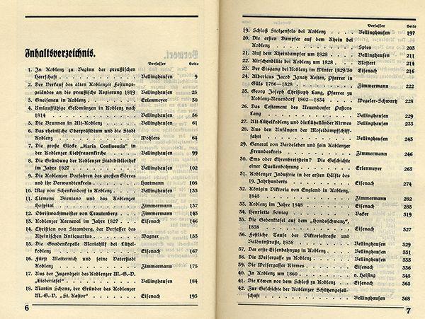 Rheinland Pfalz Alt Koblenz Mittelalter Stadt Geschichte Chronik 2 Bände 1929 6