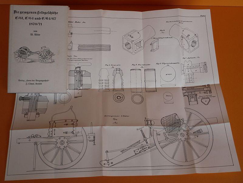 Militär Geschichte Krieg 1870 Preußische Feld Artillerie Geschütze Buch 1867 1
