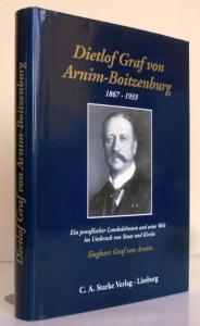 Brandenburg Uckermark Adel Dietlof Graf von Boitzenburg Biografie Buch 1998