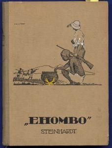 Deutsche Kolonien Deutsch Südwest Afrika Reise Jagd Expedition Ethnografie 1923