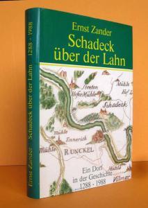 Hessen Nassau Runkel Schadeck über der Lahn Geschichte Chronik Heimatbuch 1988