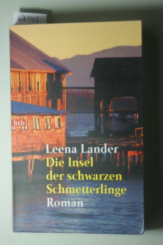 Lander, L.: Die Insel der schwarzen Schmetterlinge