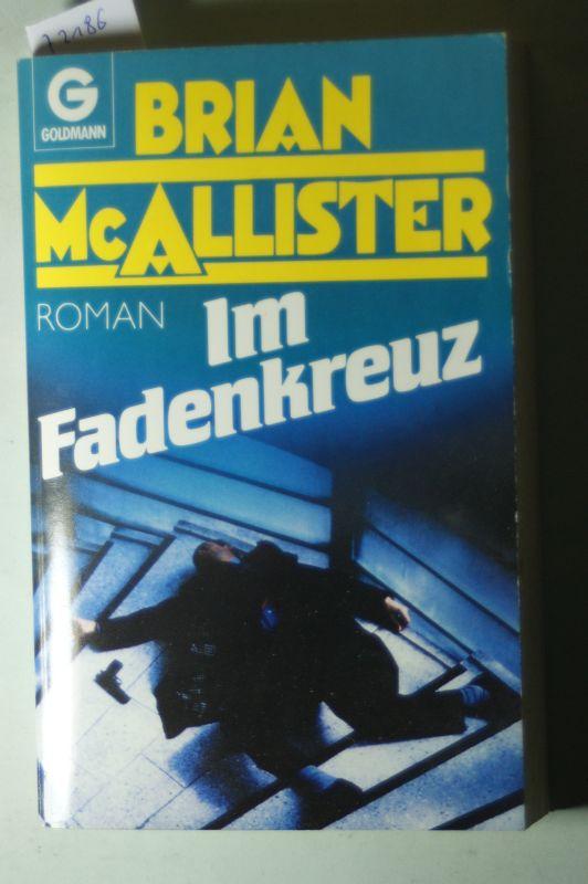 McAllister, Brian und Brian MacAllister: Im Fadenkreuz