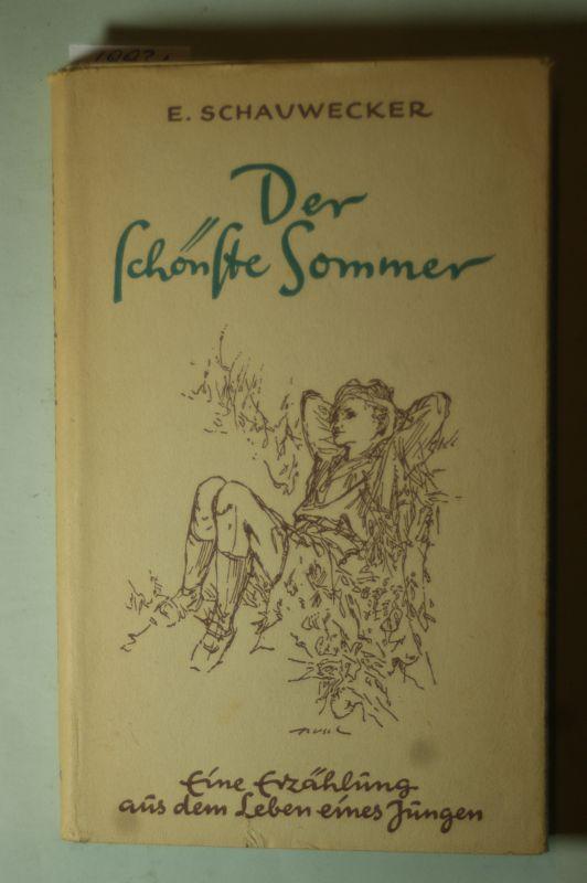 E. Schauwecker: Der schönste Sommer
