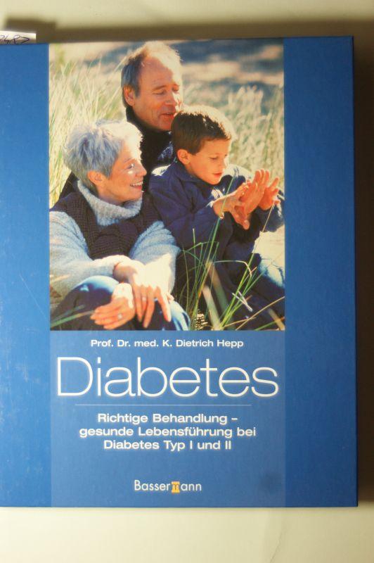 D. Hepp, K.: Diabetes