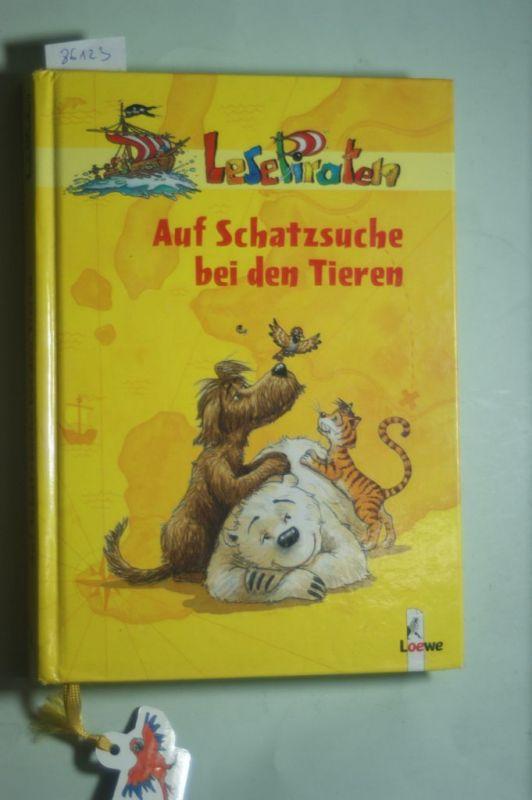 Lesepiraten-Auf Schatzsuche bei den Tieren