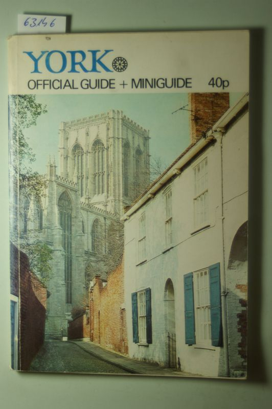 Howell, R.: York: Official Guide + Miniguide