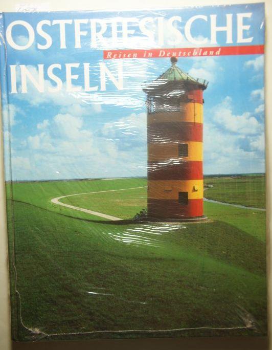 Wehner, Albert und Friedemann Rast: Ostfriesische Inseln Reisen in Deutschland