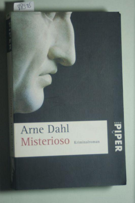 Dahl, Arne: Misterioso