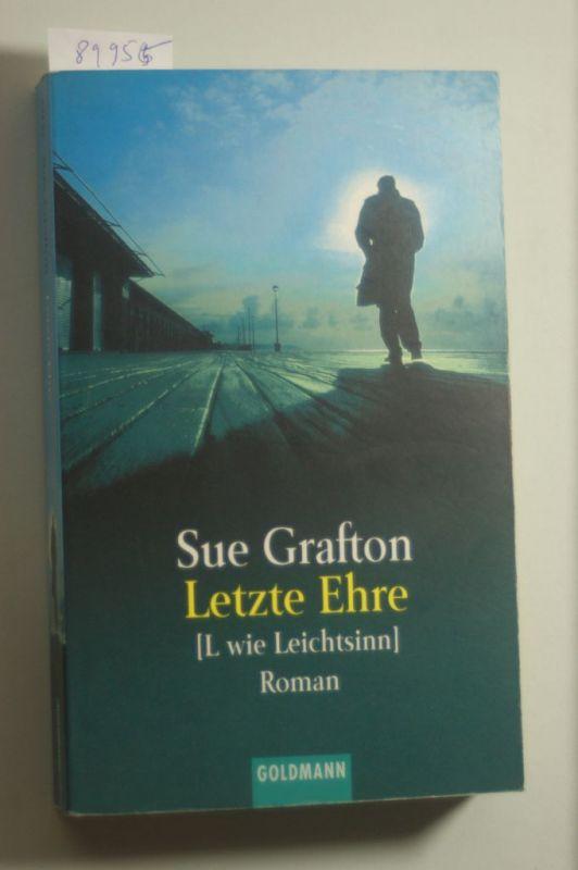 Grafton, Sue: Letzte Ehre