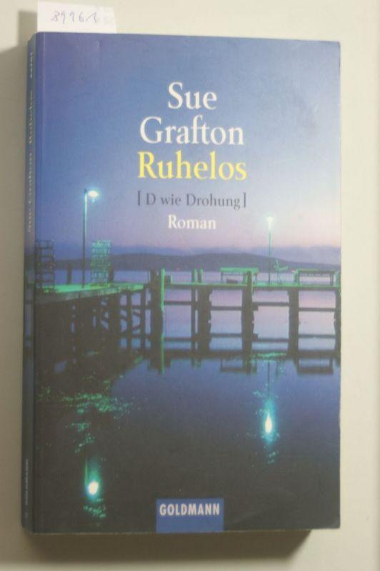 Grafton, Sue: Ruhelos