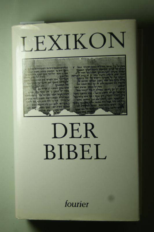 Gerritzen, Christian: Lexikon der Bibel. Orts- und Personennamen, Daten, Biblische Bücher und Autoren