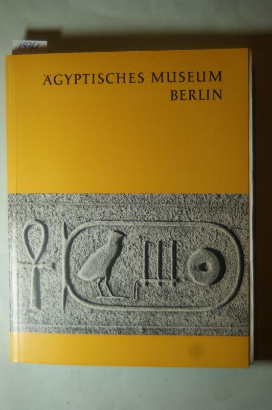 Staatliche Museen: Ägyptisches Museum, Berlin. Staatliche Museen Preußischer Kulturbesitz