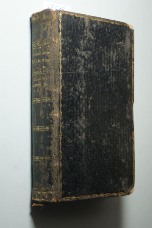 Kirche: Neues Braunschweigisches Gesangbuch nebst einem kurzen Gebetbuch