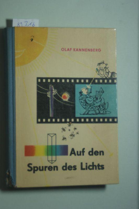 Olaf Kannenberg: Auf den Spuren des Lichts.