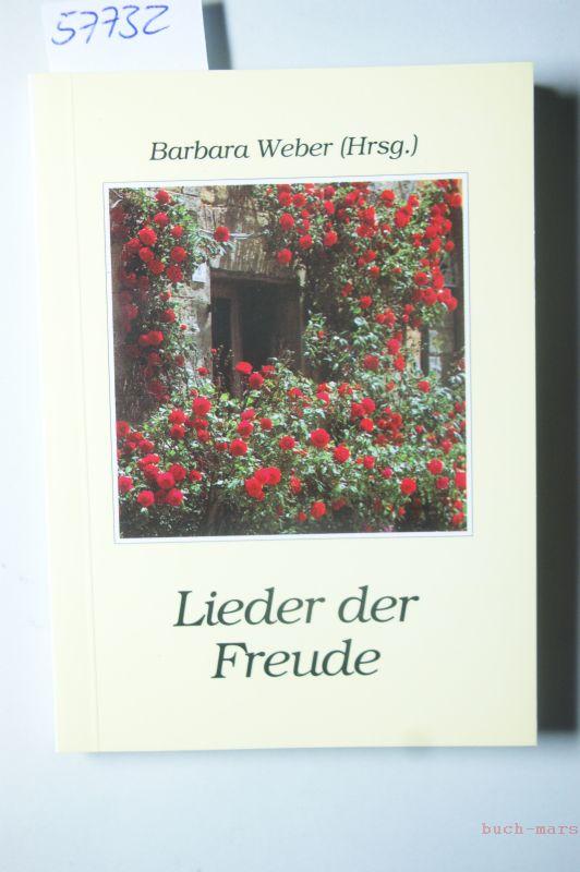Weber, Barbara: Lieder der Freude