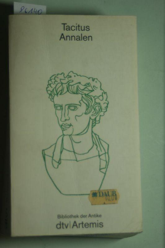 , Tacitus: Annalen