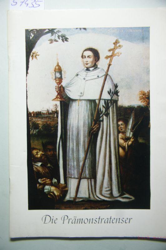 Horstkötter, Ludger: Der heilige Norbert von Xanten und die Prämonstratenser.