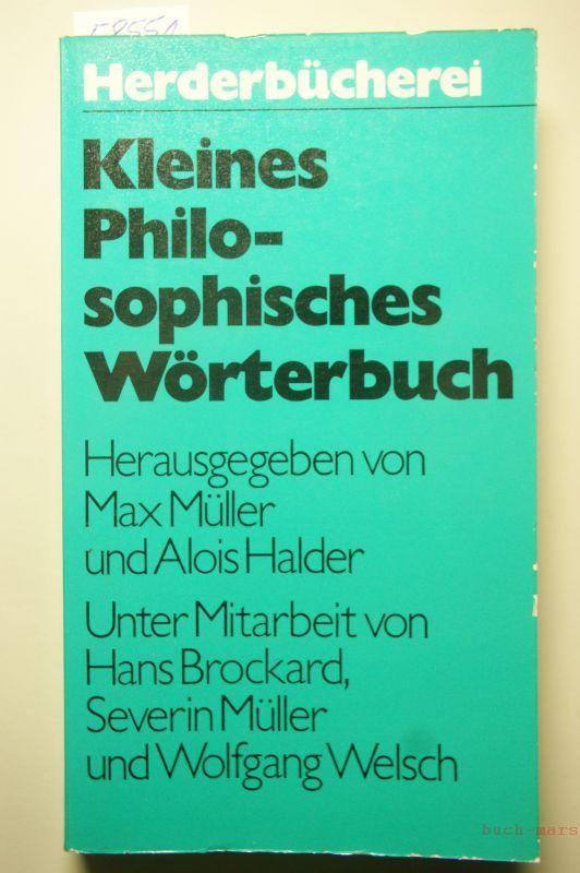 Kleines philosophisches Wörterbuch