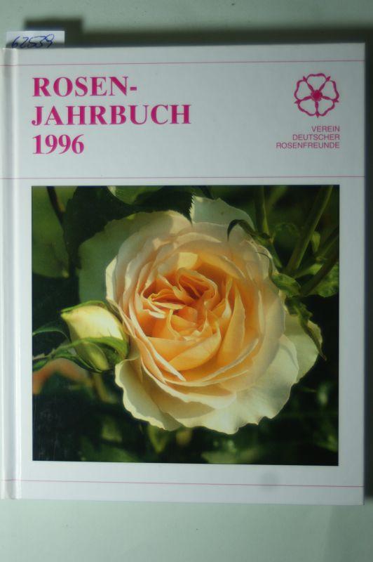 Schoser, Prof. Dr. Gustav: Rosenjahrbuch 1996