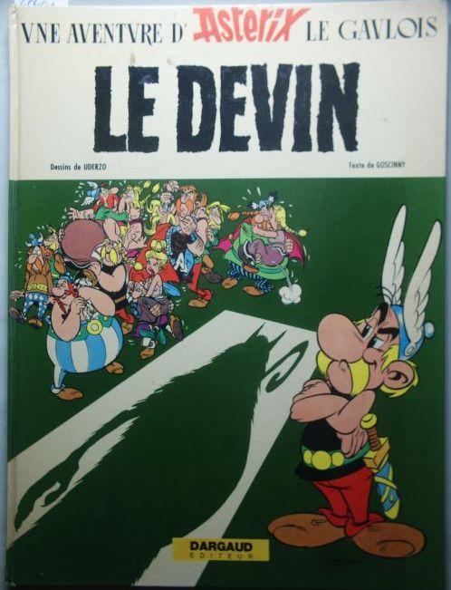 Goscinny, Rene/Uderzo und Albert: Le Devin