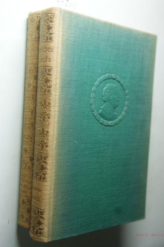 Christiansen, Dr. Chr. (Hrg.): Goethes Werke - Gedichte 1 und 2., 3 Gedichte. 4. Götz von Berlichingen mit der eisernen Hand. Clavigo. Stella. Die Geschwister.
