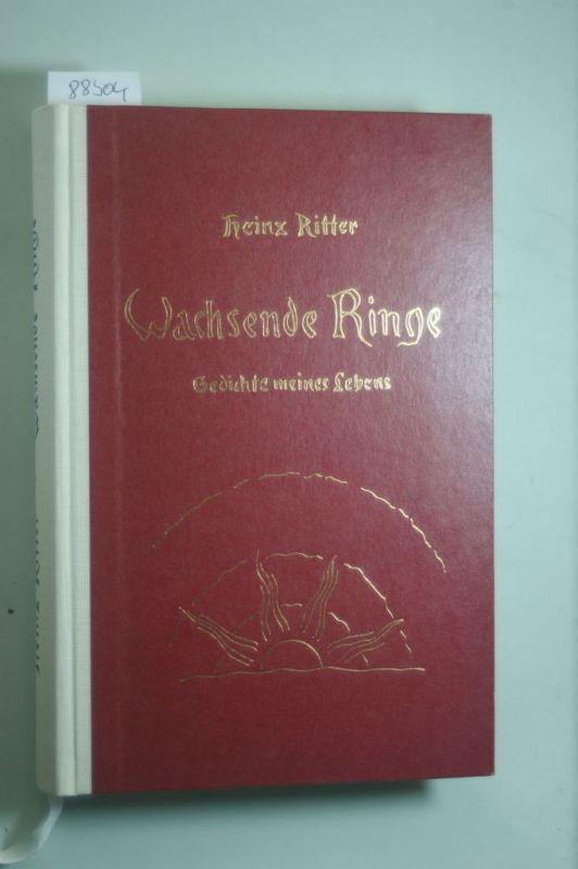 Ritter-Schaumburg, Heinz: Wachsende Ringe