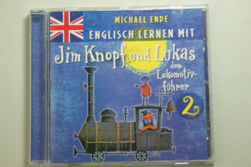 , EndeMichael: 2: Englisch Lernen Mit Jim Knopf Und Lukas