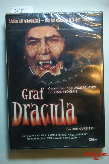 Palance, Jack, Pamela Brown und Simon Ward: Bram Stoker`s GRAF DRACULA