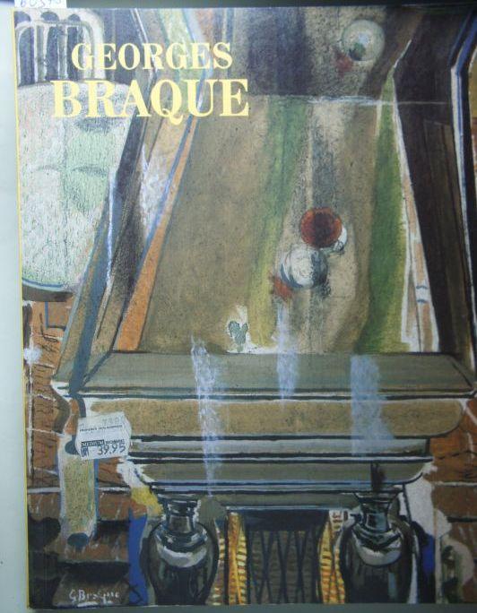 Braque, Georges: Georges Braque. Englische Ausgabe