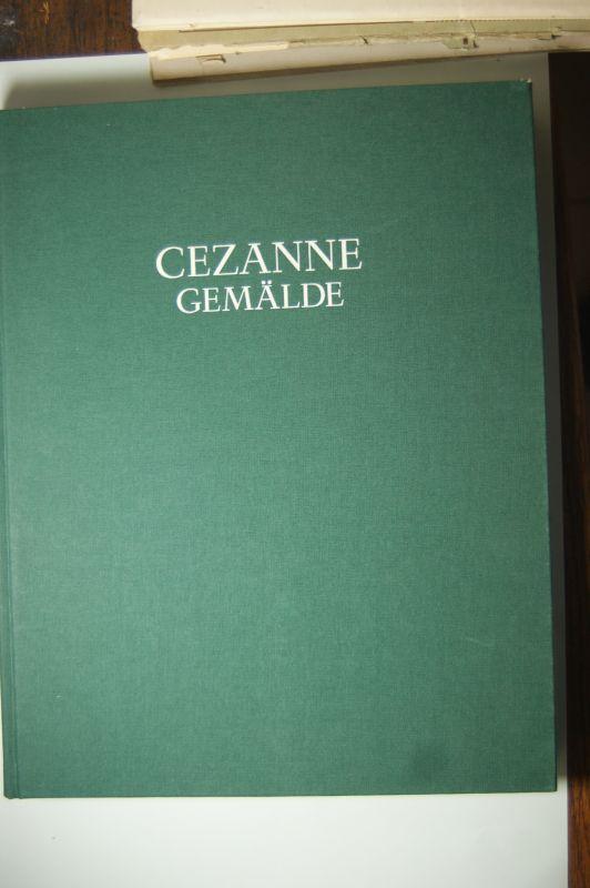 Cézanne, Paul und Götz Adriani: Cezanne. Gemälde