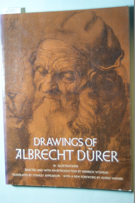 Durer, Albrecht: Drawings of Albrecht Durer (Dover Fine Art, History of Art)