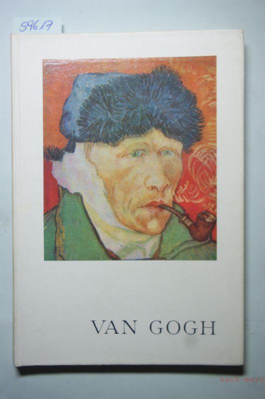 Gogh, Vincent van und Alfred Stange: Van Gogh. Vincent van Gogh. Eingel. von Alfred Stange, Vollmer-Kunstbücher