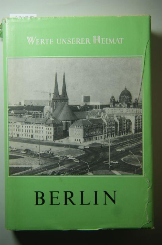 (Ltg.) Herrmann, Joachim: Berlin. Ergebnisse der heimatkundlichen Bestandsaufnahme
