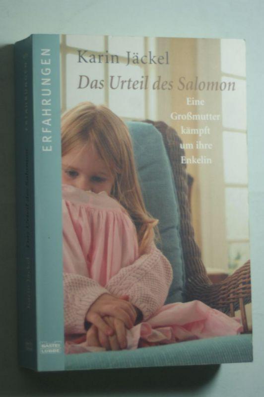 Jäckel, Karin: Das Urteil des Salomon