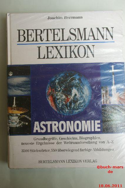 Herrmann, Joachim: Bertelsmann Lexikon. Astronomie.