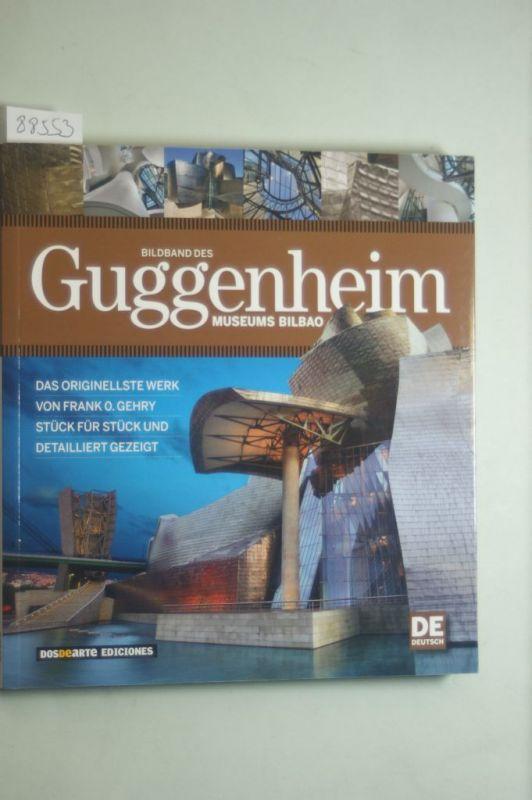 , Aa.Vv.: Museo Guggenheim Bilbao - Guia Visual (ale)