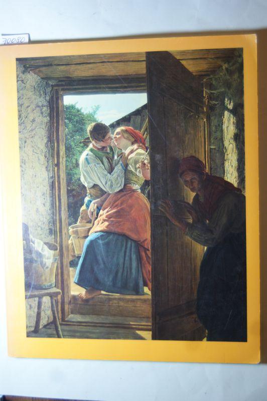 Waldmüller: Ferdinand Georg Waldmüller. Gemälde aus der Sammlung Georg Schäfer Schweinfurt. [Konzeption der Ausstellung: Wulf Schadendorf].