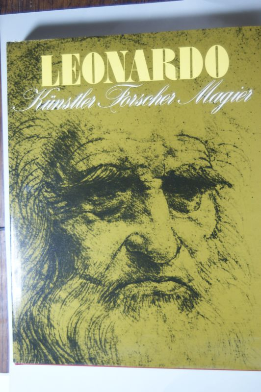 Reti, Ladislao. und da Vinci Leonardo: Leonardo, Künstler, Forscher, Magier
