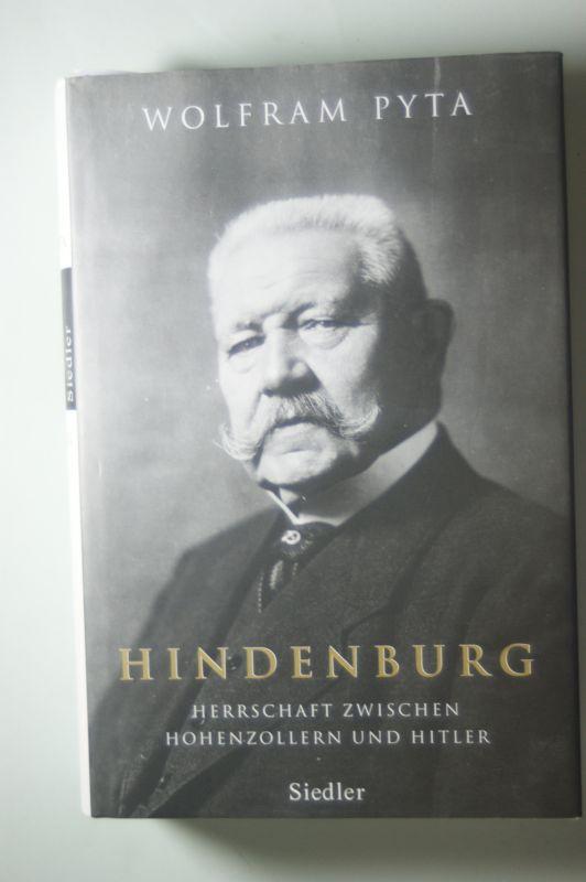 Wolfram, Pyta: Hindenburg