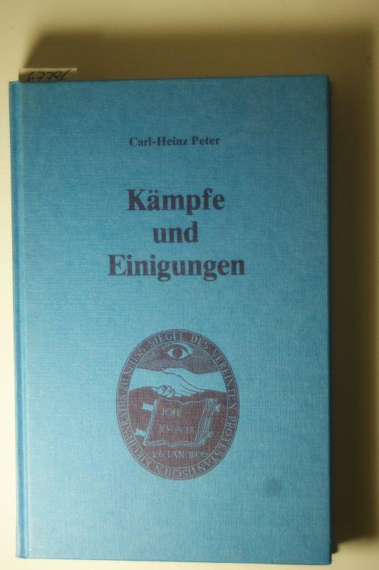 Peter, Carl-Heinz: Kämpfe und Einigungen. Die evangelische Kirchengemeinde Neuss von ihrer Gründung 1804 bis zum Jahre 1840.