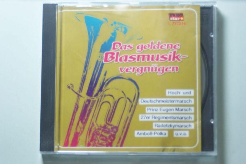 Various, Artists: Das Goldene Blasmusikvergnügen (Instrumental Blasmusik)