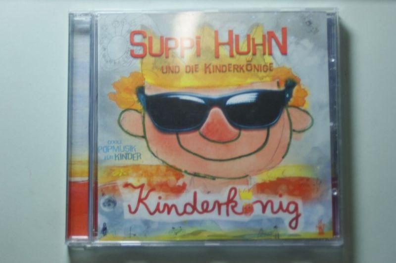 , Suppi und Huhn und die Kinderkönige Suppi: Kinderkönig