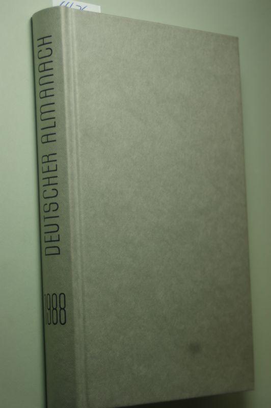 Pozorny, Reinhard (Hrsg.): Deutscher Almanach 1988