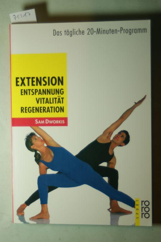 Dworkis, Sam: ExTension