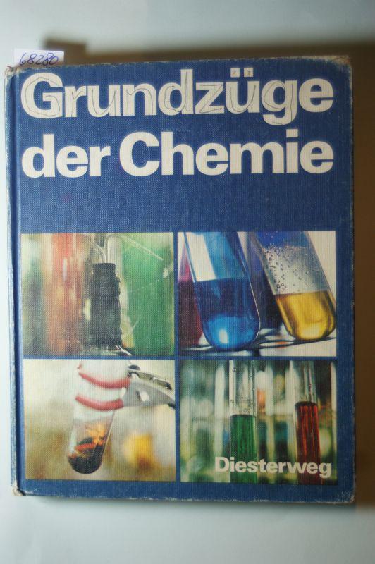 Arndt und Halberstadt: Grundzüge der Chemie (Lösungen von Willi Arndt).