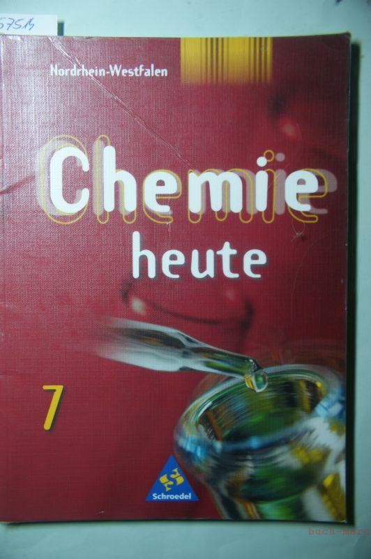 Asselborn, Wolfgang, Manfred Jäckel und Karl T. Risch: Chemie heute. Sekundarstufe I Ausgabe 2001.: Chemie heute, Sekundarbereich I, Ausgabe Nordrhein-Westfalen, Druck A.