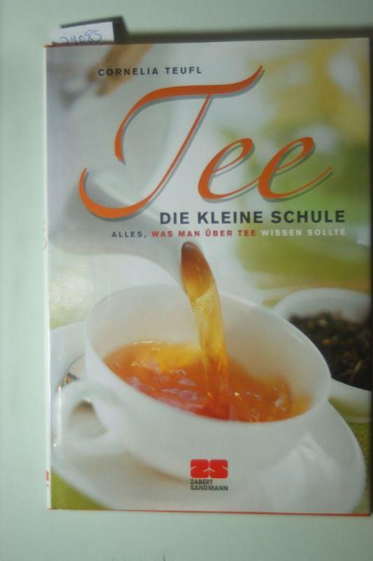 Teufl, Cornelia: Tee