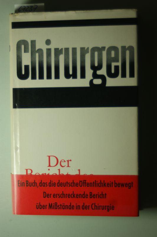 YZ: Chirurgen - Der Bericht des Dr. Yz.